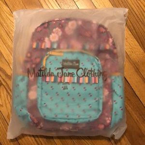 "Matilda Jane ""Pack it Up"" Backpack NWT"